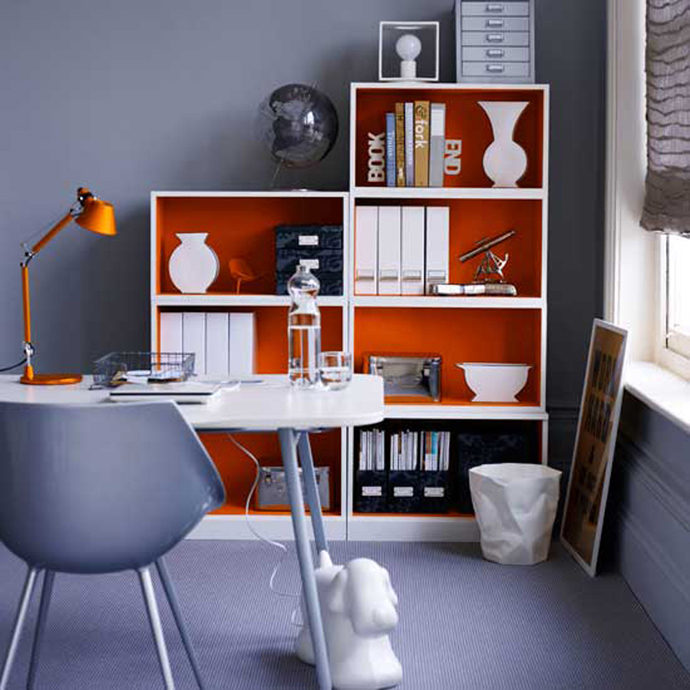 orange decoration in your house (11)