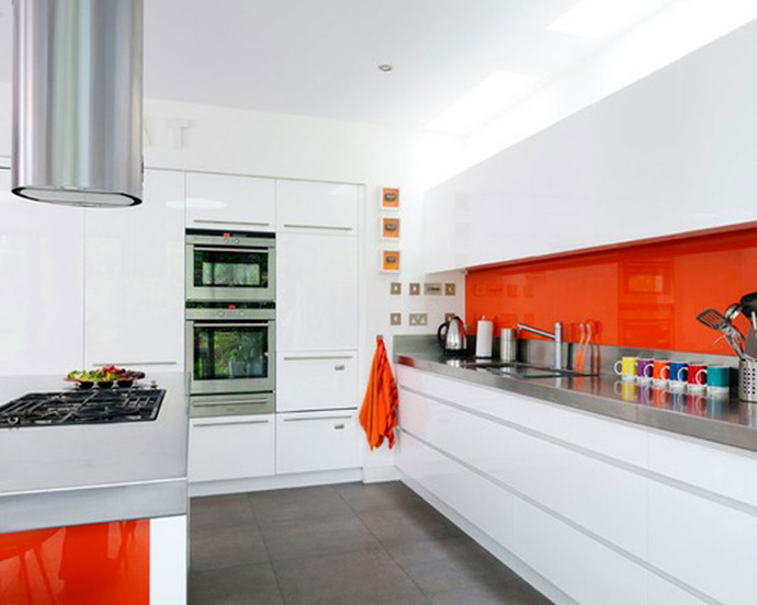 orange decoration in your house (2)