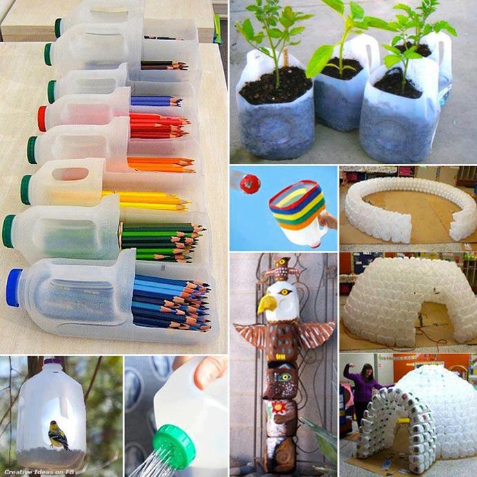 plastic bottle decorating ideas (8)
