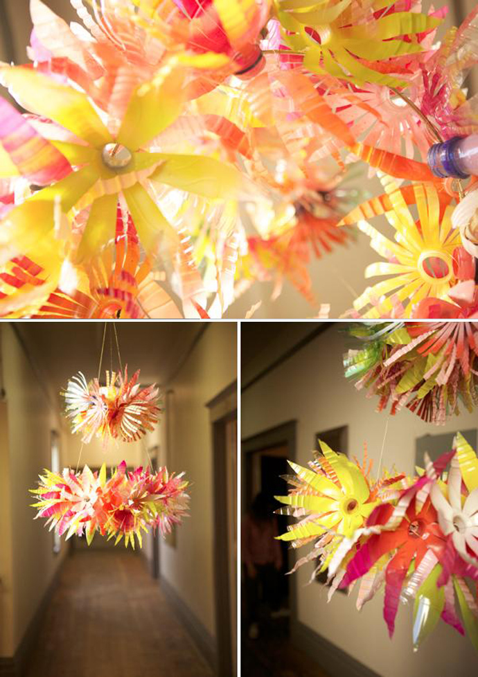plastic bottle recycle decorating (6)