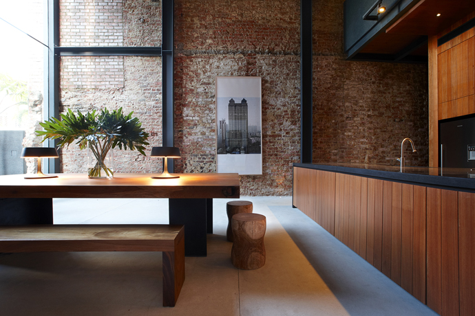 renovate old townhouse to modern contemporary wooden house (1)