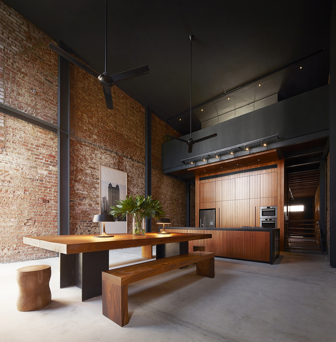renovate old townhouse to modern contemporary wooden house (9)
