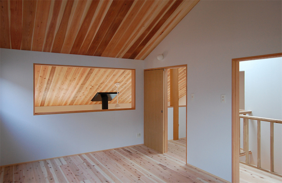 small compact wood house in japan kyoto (15)