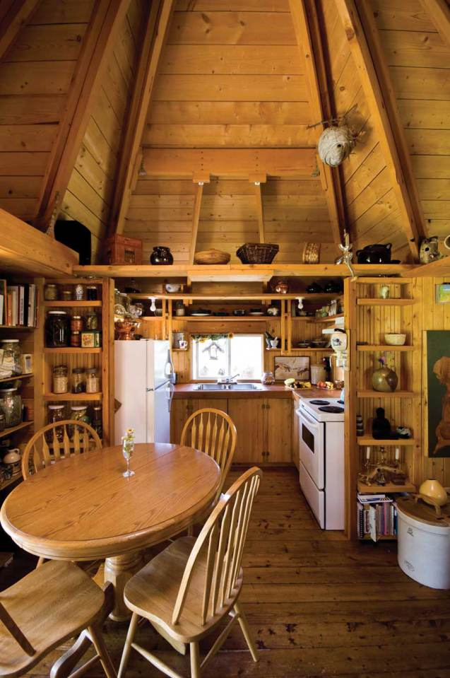 small cottage house for single people (10)