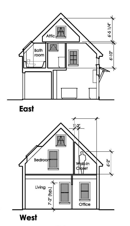 studio cottage house loft wooden (28)