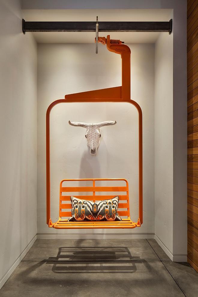 wooden interior design in montana resort (12)