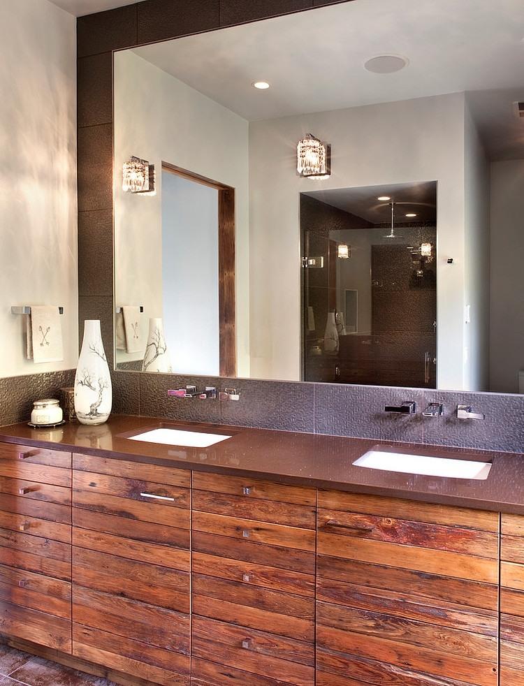wooden interior design in montana resort (2)