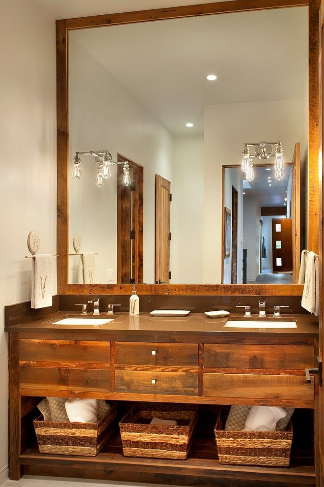 wooden interior design in montana resort (4)