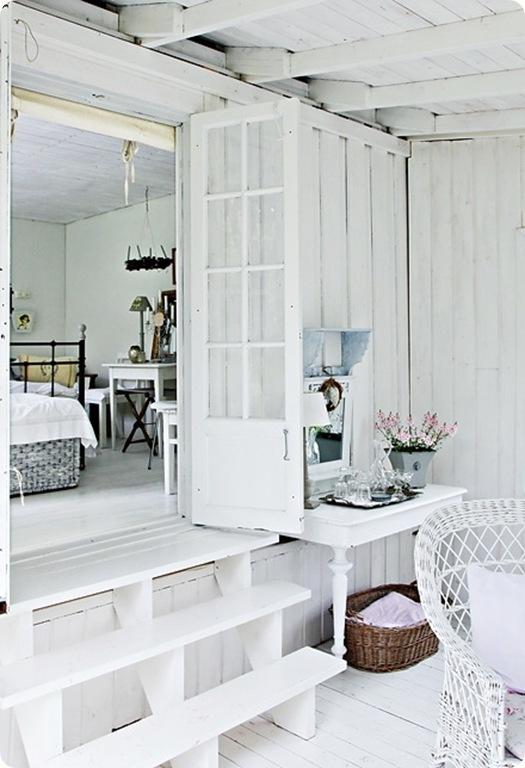 wooden vintage house idea (7)