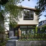 รีโนเวทบ้านทาวน์โฮม แบบโมเดิร์นร่วมสมัย สร้างพื้นที่อยู่อาศัยอย่างสบายของครอบครัว