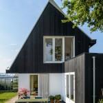 บ้านแบบร่วมสมัย เน้นการใช้ชีวิตที่เรียบง่าย ในบรรยากาศสบายๆแนวคันทรี