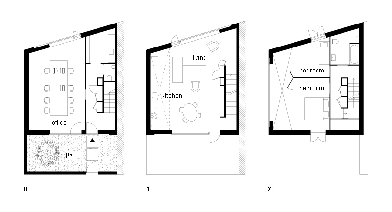 compact 3 storey townhome (9)