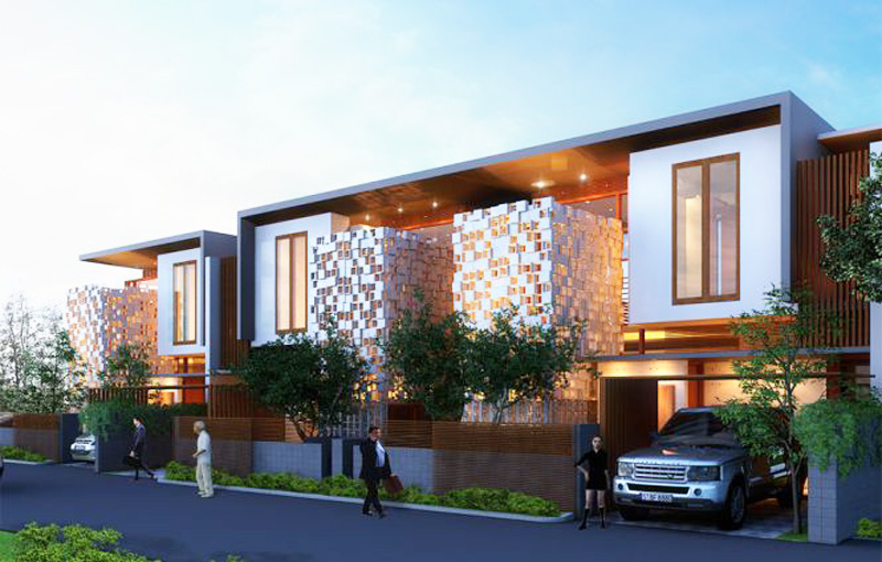 concept modern townhome in indonesia (9)