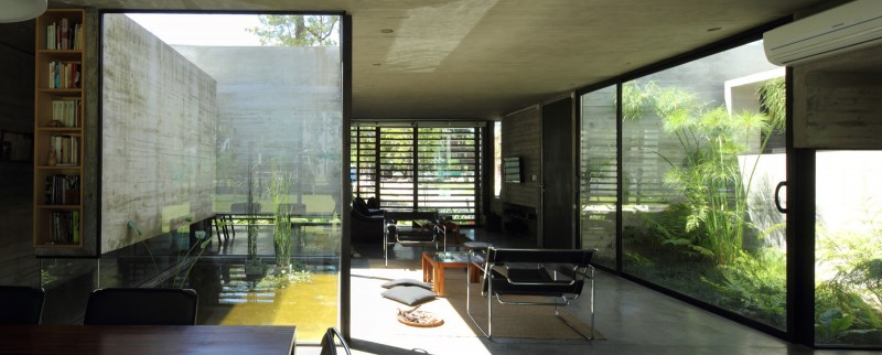 concrete house in argentina with serene living (6)