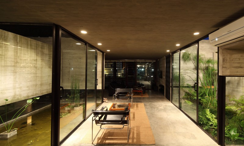 concrete house in argentina with serene living (9)