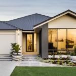 แบบบ้านชั้นเดียวแนวร่วมสมัย ที่ออกแบบอย่างเรียบง่าย พร้อมแฝงความสดใสไว้ภายใน