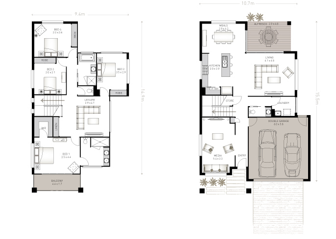 contemporary house for family 4 bedrooms (1)