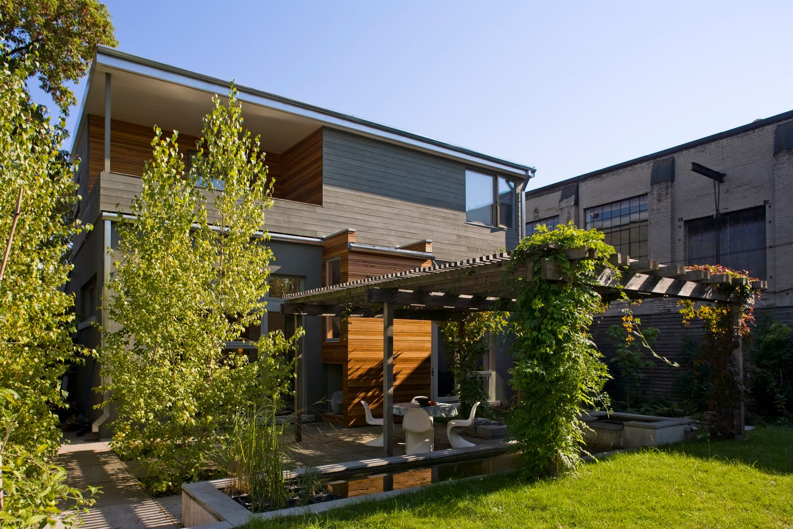 contemporary house in toronto canada (7)