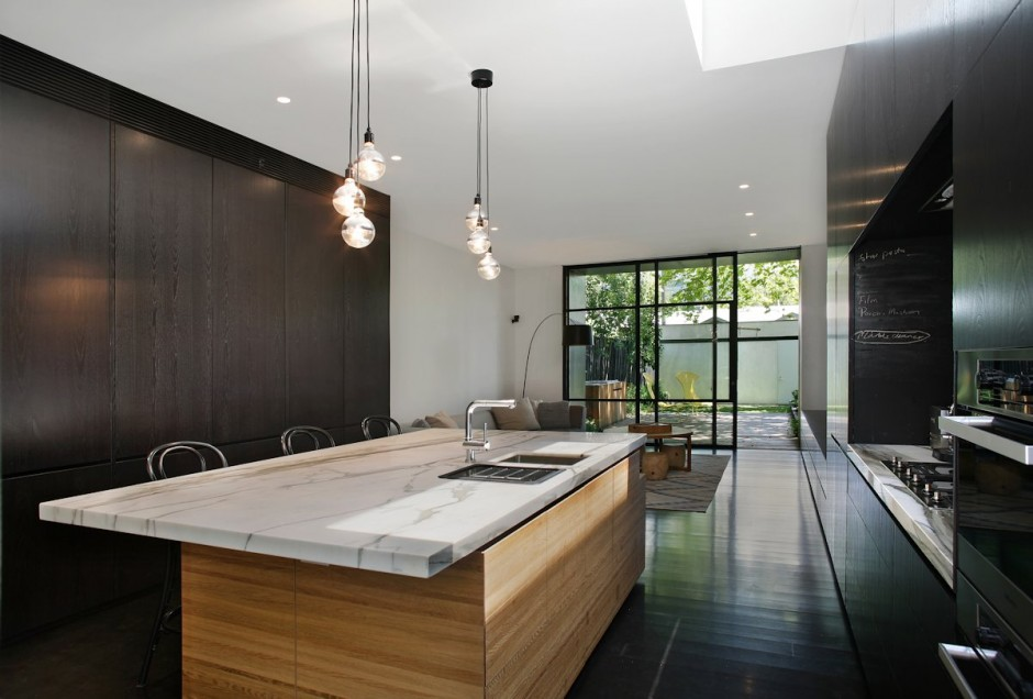 contemporary townhouse renovation in australia (9)