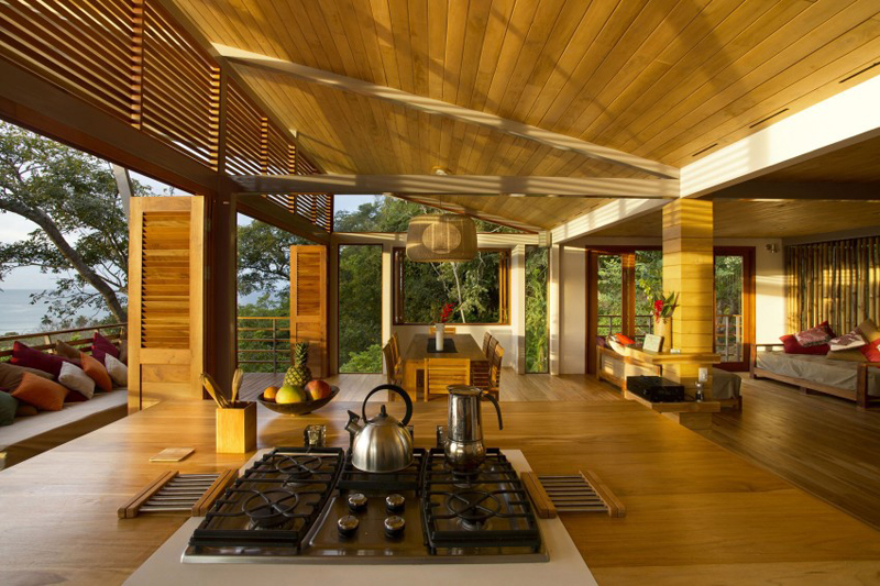 contemporary wood vacation house in costa rica (11)