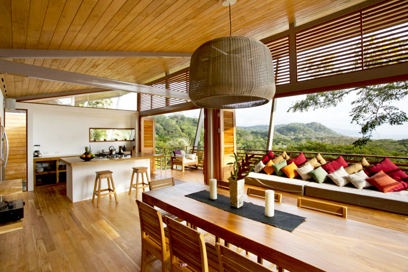 contemporary wood vacation house in costa rica (6)