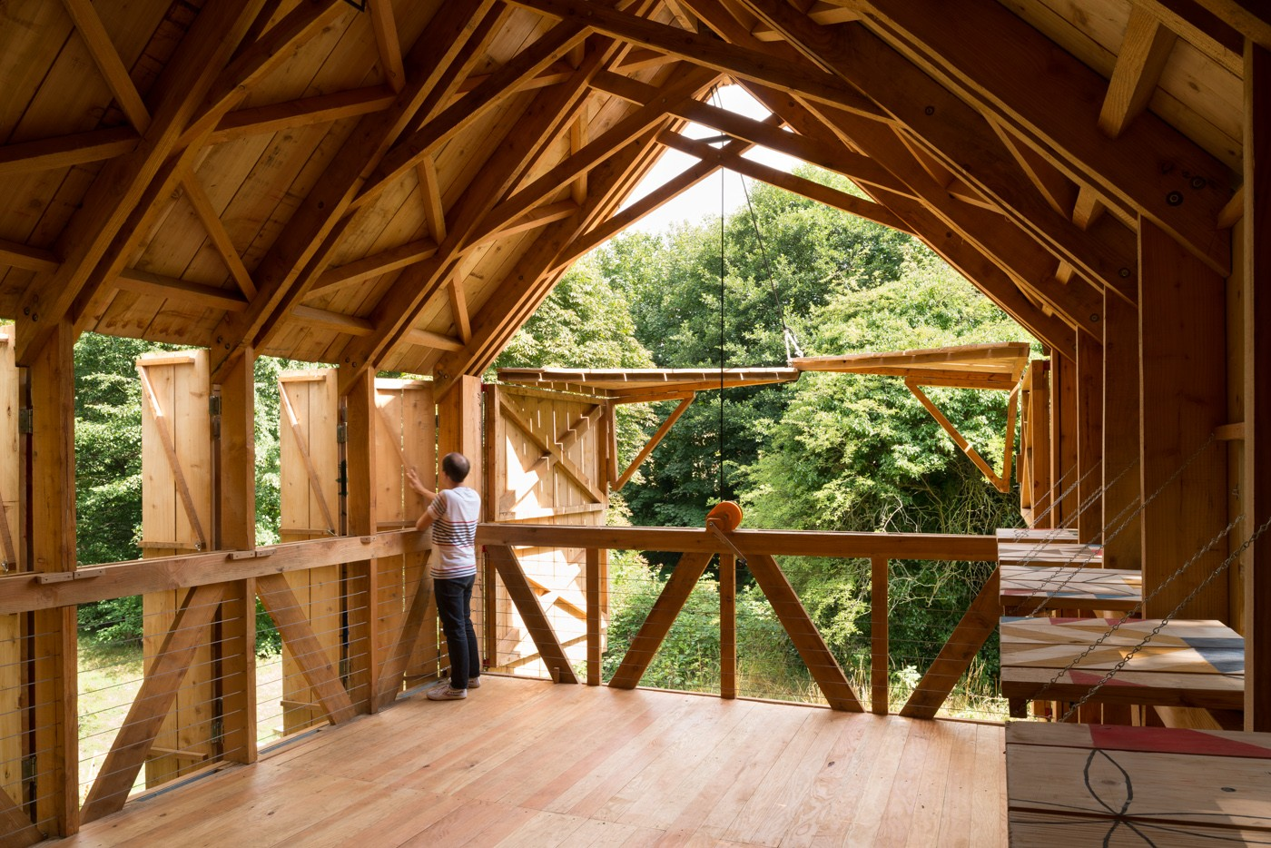 cottage house with environment saving to live with nature (9)