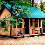บ้านกระท่อมหลังเล็กน่ารัก ในขนาดเพียง 20 ตร.ม. ประหยัดงบสร้างได้สบายกระเป๋า