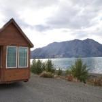 บ้านกระท่อมไม้ติดล้อ ออกแบบหลังเล็กๆน่ารัก ไว้สำหรับท่องเที่ยวทั่วประเทศ
