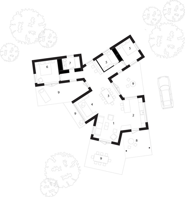 country modern cottage house in denmark (17)