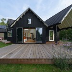 บ้านกระท่อมแบบโมเดิร์น สำหรับชีวิตรักความเรียบง่าย ให้เป็นสถานที่พักผ่อนอย่างแท้จริง