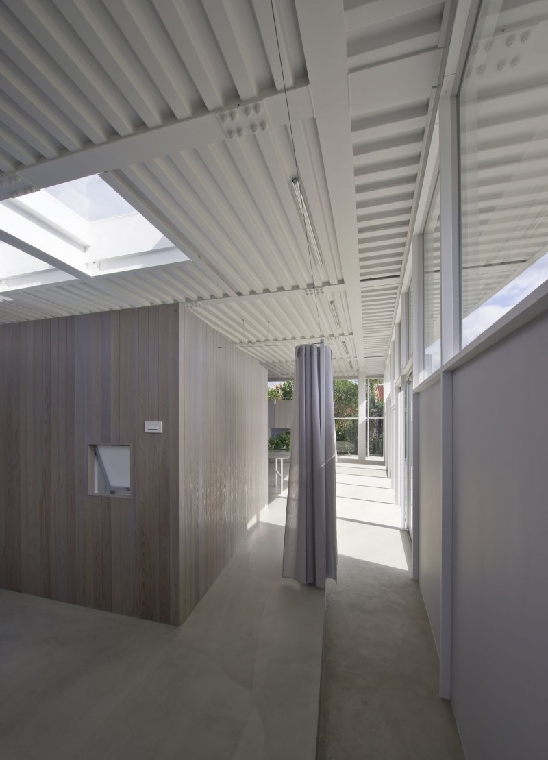 countryside modern house with garden in japan (13)