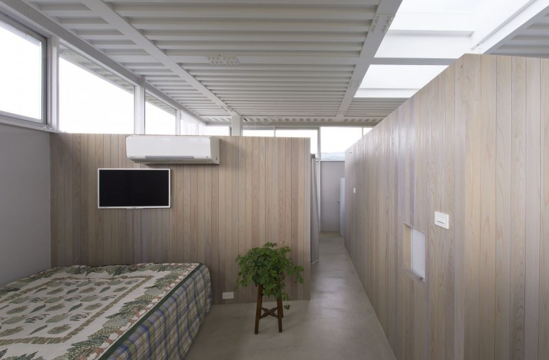 countryside modern house with garden in japan (16)