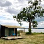ไอเดียออกแบบบ้านหลังเล็ก สำหรับชีวิตคอมแพ็ค ประหยัดงบเริ่มต้นเพียง 150,000 บาท