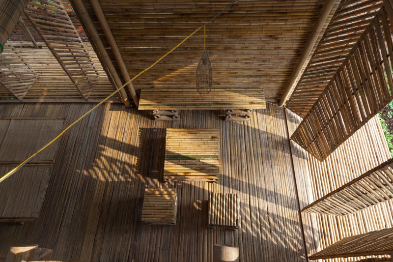 mini cottage bamboo house (11)