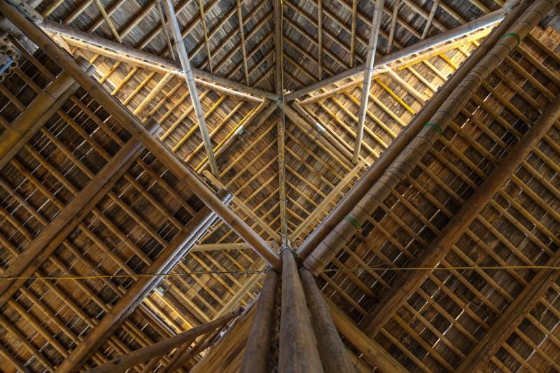 mini cottage bamboo house (17)