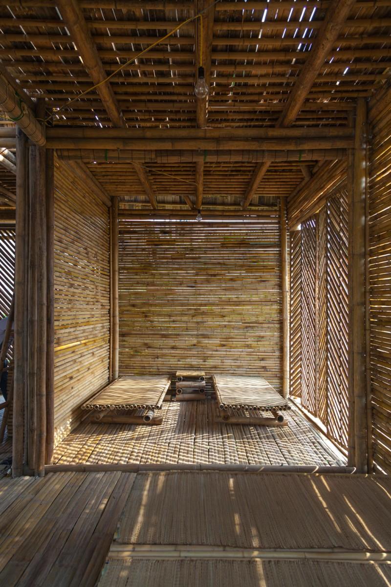mini cottage bamboo house (8)