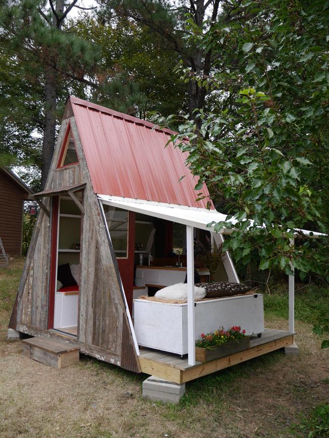 mini cottage house tiny cool (2)