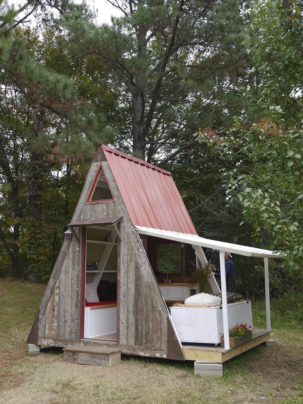 mini cottage house tiny cool (4)