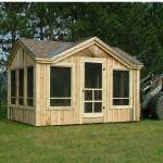 ไอเดียบ้านกระท่อมไม้หลังเล็ก สำหรับใช้งานได้อย่างหลากหลาย ในงบเพียง 1.5 แสน