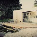 บ้านทรงกล่องขนาดเล็ก รูปทรงน่ารักแนวทันสมัย ให้เอาไปประยุกต์ใช้หลากหลาย