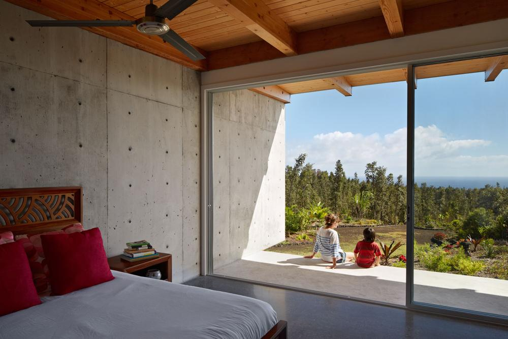 modern contemporary concrete house vacation style (10)