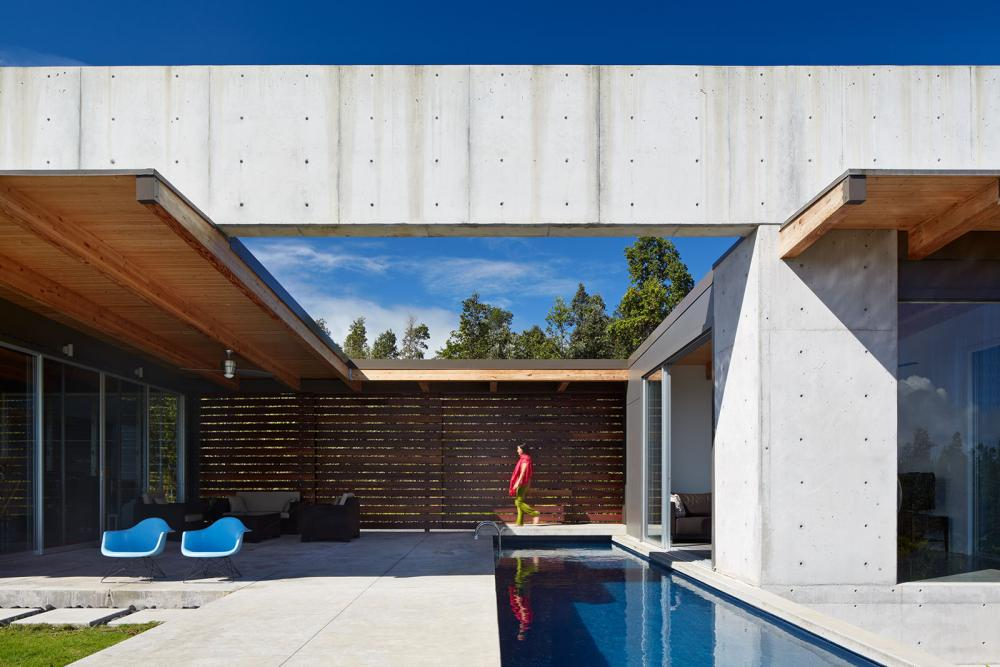 modern contemporary concrete house vacation style (2)