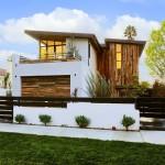 บ้านสองชั้นแบบโมเดิร์นร่วมสมัย พร้อมการตกแต่งที่โล่ง เรียบสวย ดูสบายตาน่าอาศัย