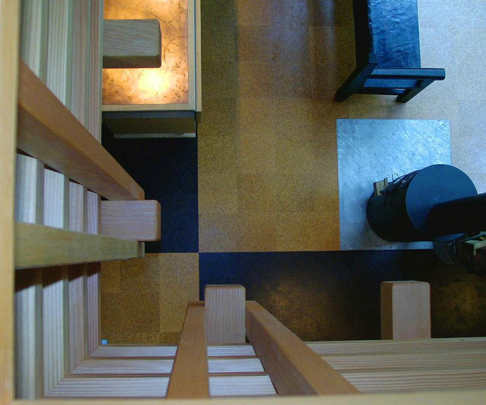 modern contemporary loft house mini (13)