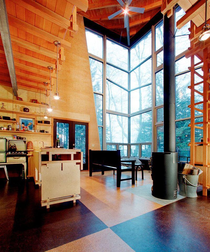 modern contemporary loft house mini (14)