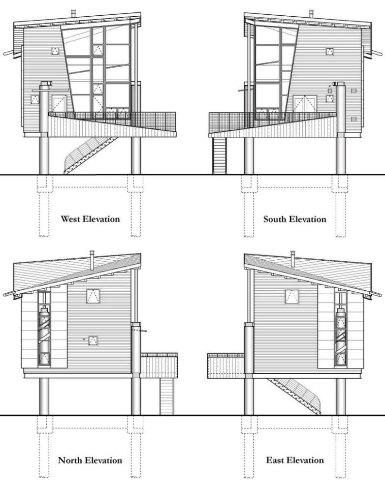 modern contemporary loft house mini (15)