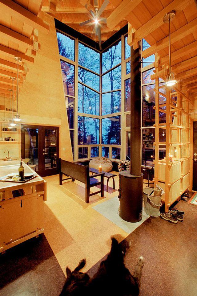 modern contemporary loft house mini (4)