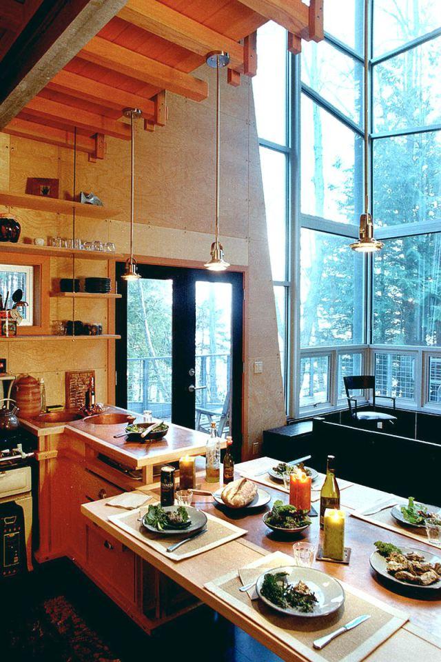 modern contemporary loft house mini (5)