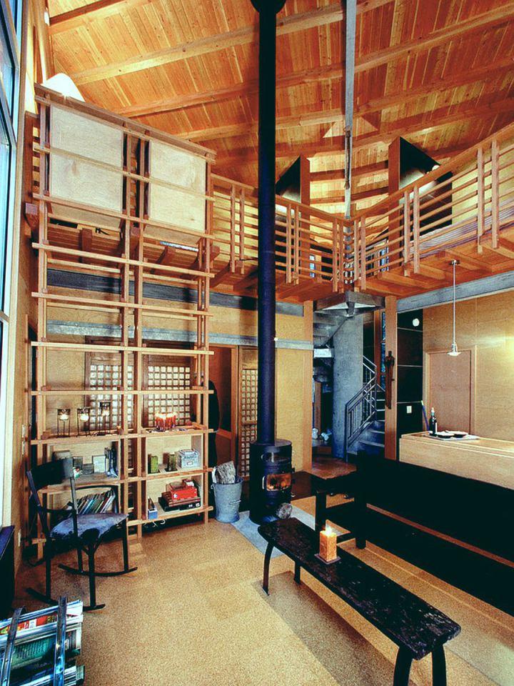 modern contemporary loft house mini (6)