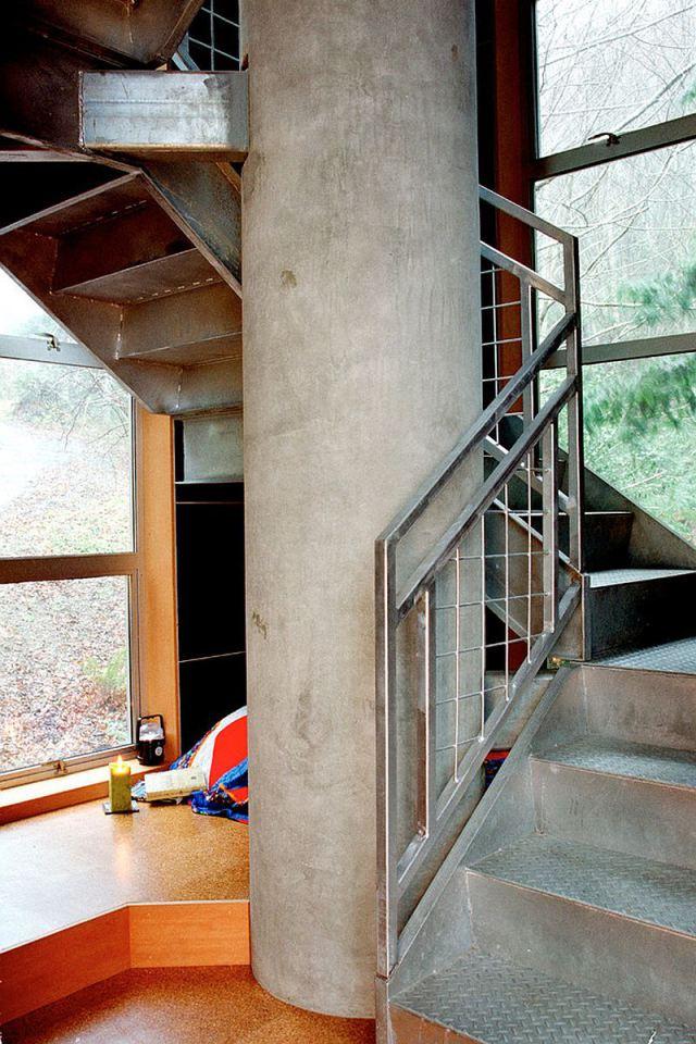 modern contemporary loft house mini (9)
